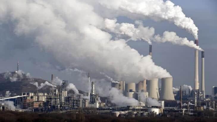 موضوع تعبير عن التلوث واضرارة بالعناصر