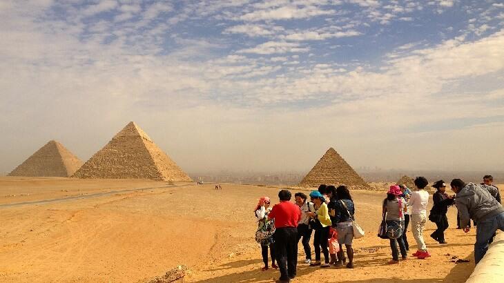 خاتمة موضوع السياحة في مصر