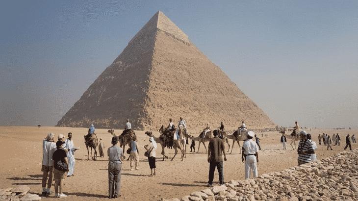 موضوع تعبير عن السياحة فى مصر واهميتها بالعناصر