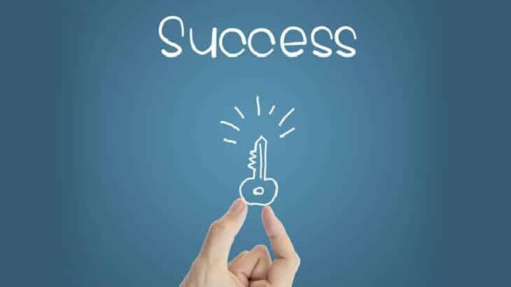 موضوع تعبير عن مفتاح النجاح بالعناصر