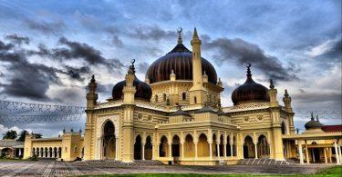 تعبير عن حقوق المساجد في الإسلام