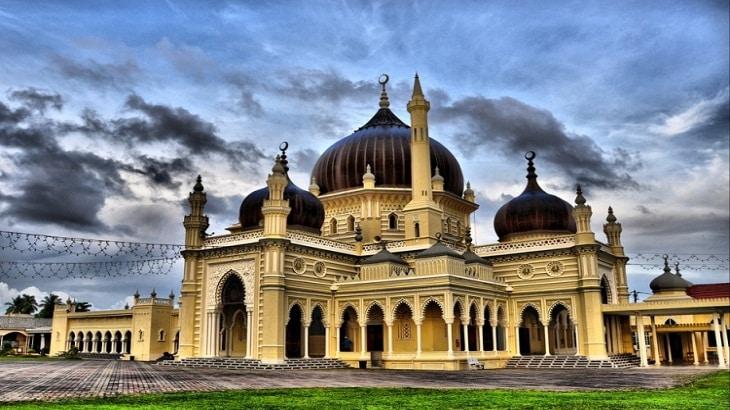 حقوق المساجد في الاسلام لغتي