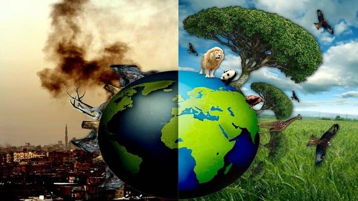 إذاعة مدرسية عن البيئة والسكان يلا نذاكر