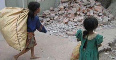 بحث عن اطفال الشوارع في مصر