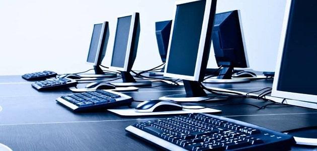 بحث عن الكمبيوتر فى حياتنا اليومية