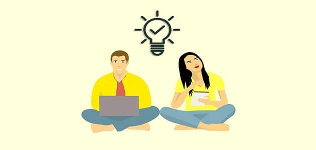 بحث علمي عن مجالات العمل الحر