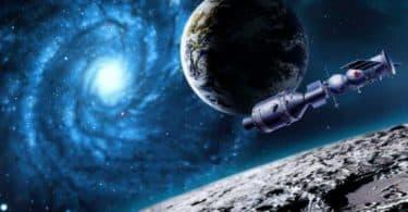 بحث عن رصد الفضاء للصف السادس الابتدائى