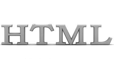 بحث حول لغة html في البرمجة