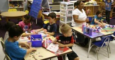 بحث كامل عن رياض الاطفال مكتمل العناصر