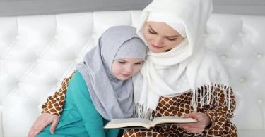 حوار بين ثلاثة اشخاص عن الام