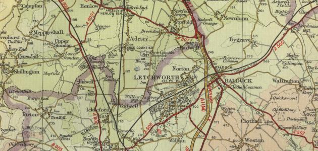 الجغرافيا الطبيعية وعلم الخرائط