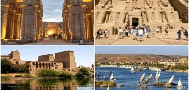 بحث كامل عن السياحة في مصر