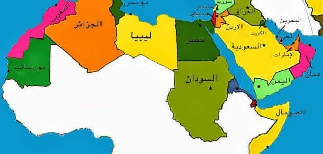 ما هي الدولة العربية التي يمر بها خط الإستواء في اسيا؟
