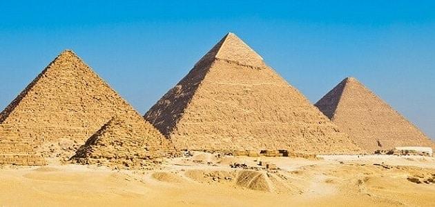 موضوع تعبير عن السياحة في مصر للصف الرابع الابتدائي والخاتمه
