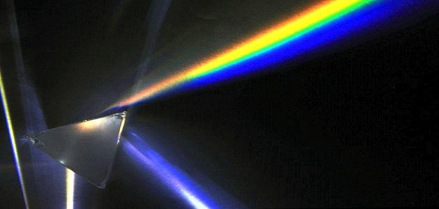 ما هي ألوان قوس قزح السبعه