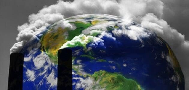 غاز الميثان والاحتباس الحراري