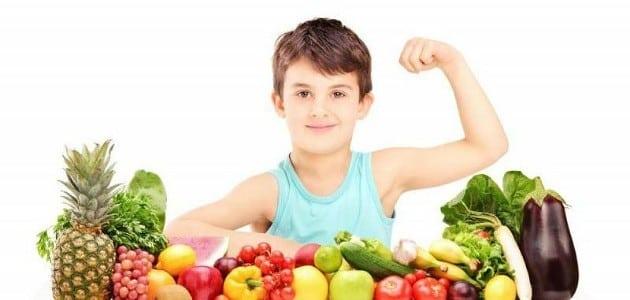 أكثر الفواكه فائدة للأطفال