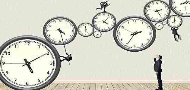 بحث عن تنظيم الوقت أساس النجاح