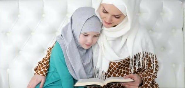 حوار بين الأم وأبنتها عن الحجاب