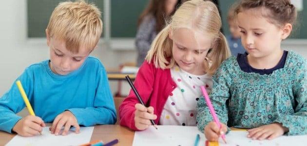 واجبات التلميذ في المدرسة