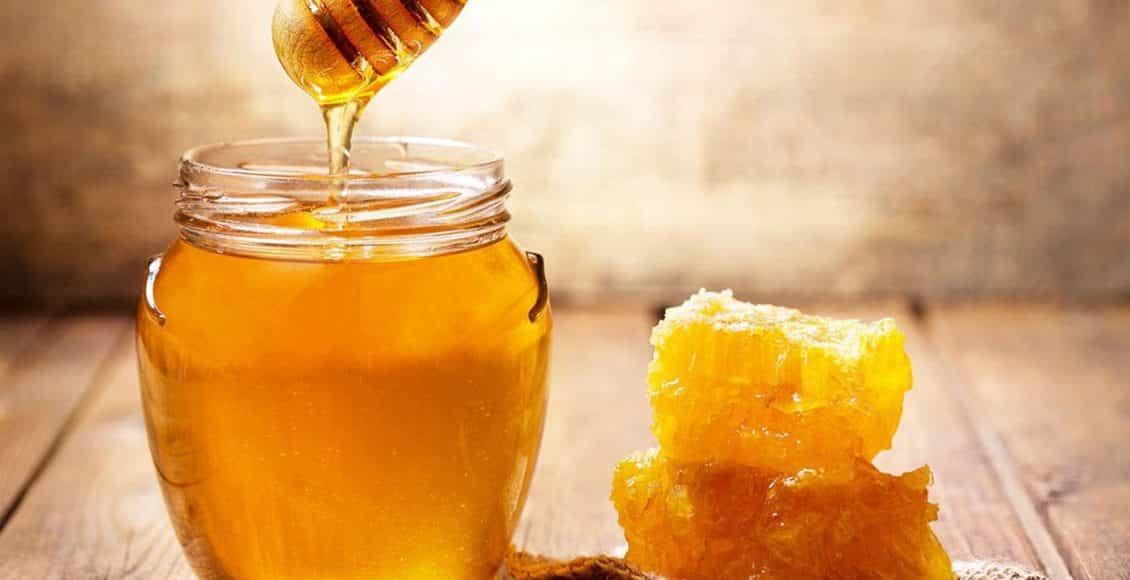 جملة مفيدة عن العسل