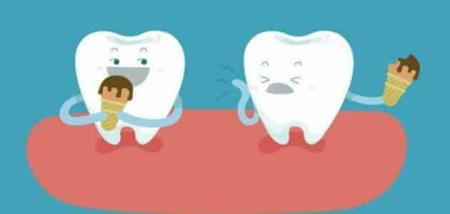 بحث عن الأسنان كامل وطرق المحافظة عليها