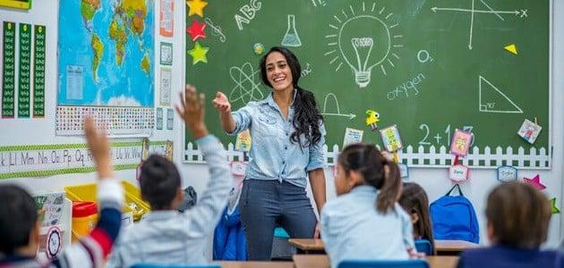 بحث عن دور المعلم في بناء المجتمع
