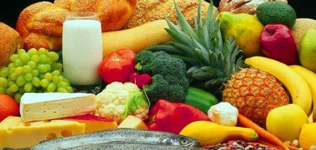 مقدمة عن الأكل الصحي
