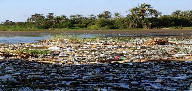 مخاطر تلوث نهر النيل والاثار المترتبة عليه
