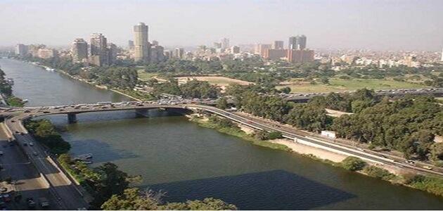 اثر نهر النيل على الفرد والمجتمع